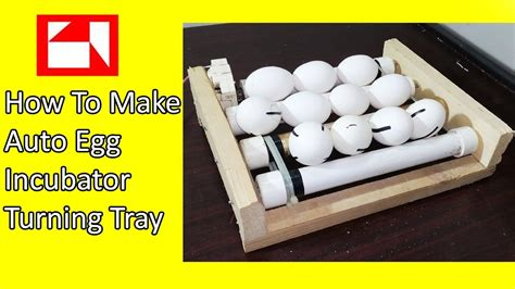 Auto Egg Turner For Incubator Turn Tray Chicken