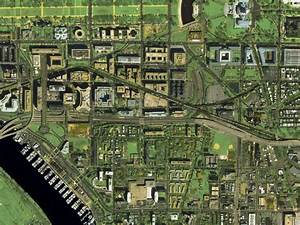 SVS: Great Zoom into Washington, DC: NASA Headquarters