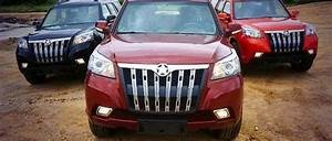 Marque 4x4 : trop banal le 4x4 toyota achetez un kantanka made in ghana automobile ~ Gottalentnigeria.com Avis de Voitures