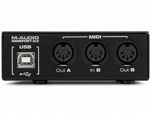M Audio Midisport 2x2 Manual