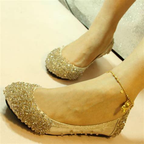 hot leather  princess wedding shoes rhinestone