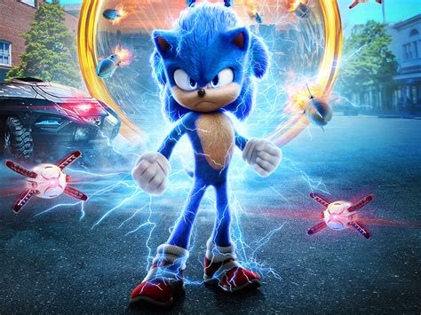 The Sonic the Hedgehog movie is getting a digital release ...
