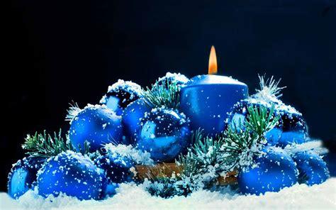 inspirasi dekorasi natal warna biru  syahdu  cantik