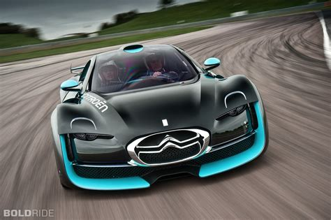 Citroen Survolt Wallpaper Hd