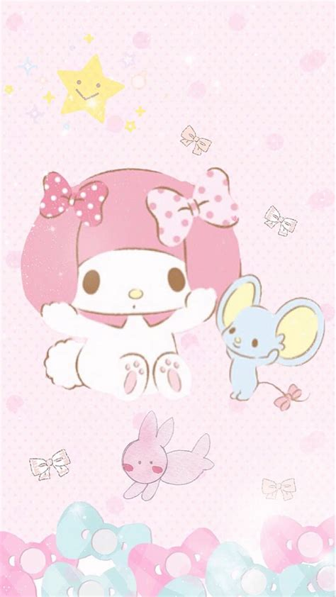 Hello kitty wallpapers for android phone wallpaper cave. Wallpaper   My Melody   My melody wallpaper, Hello kitty wallpaper, Wallpaper iphone neon