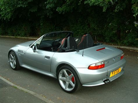 View Of Bmw Z3 2.8 Mt. Photos, Video, Features And Tuning
