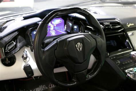 lykan hypersport interior super rare lykan hypersport for sale in dubai carscoops