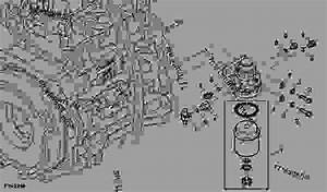 Fuel Filter Assembly - Tractor John Deere 5065e
