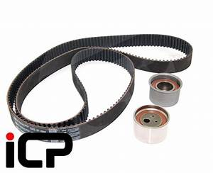 Mitsubishi Gto  U0026 3000gt Timing Belt Kit With Gates Belt