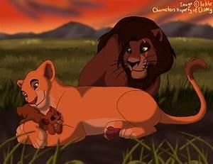 Kovu and Kiara's cubs | All things Lion King | Pinterest