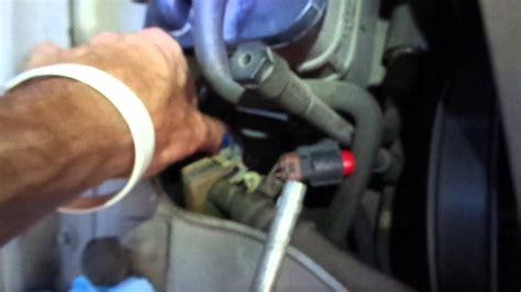 ford taurus gl wagon ac  pressure switch  youtube