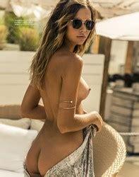 Sandra Kubicka Nude In Treats Magazine Issue Celebsflash