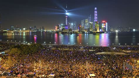 New Year's Eve has been cancelled for most of Shanghai ...