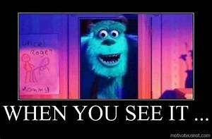 Disney always leaving hidden messages for adults. So ...