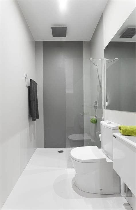 modern clean bathroom  small ideas homemydesign