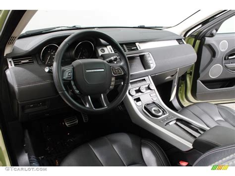 land rover range rover evoque coupe dynamic interior