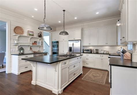 pics of kitchens with oak cabinets cottage transitional kitchen charleston by 9095