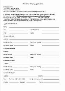 Apartment Rental Application Form Ontario Laws On Tenancy For Life In The Uk Definition