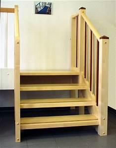 Treppe 3 Stufen Aussen : langenmair gmbh schreinerei ftf treppen massivholztreppen ~ Frokenaadalensverden.com Haus und Dekorationen