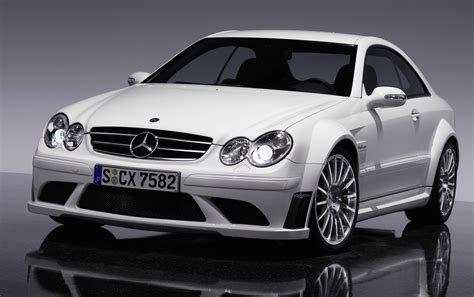 Mercedes Picture by 2007 Mercedes Clk 63 Amg Black Series Pictures Photos