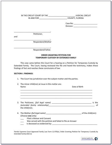 permanent guardianship forms georgia mbm legal