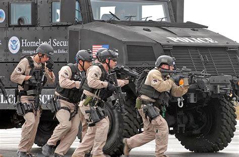 Ice Special Response Team