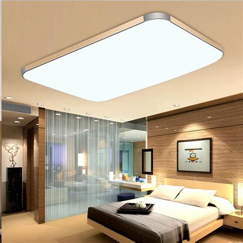 Led Lights For Cold Rooms by Surface Mounted Modern Led Ceiling Lights For Living Room