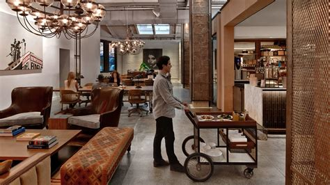 neuehouses super stylish nyc coworking space
