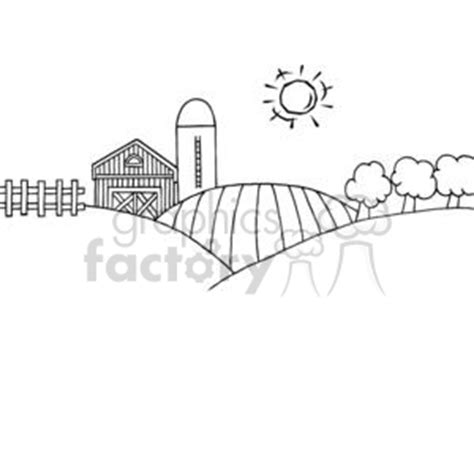 country farm clipart royalty  clipart