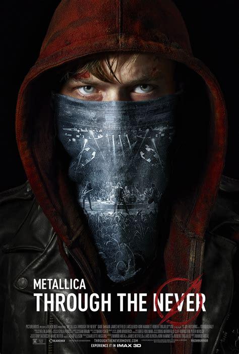 Metallica Through the Never DVD Release Date   Redbox, Netflix, iTunes, Amazon