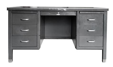 used office desk vintage all steel tanker desk hostgarcia