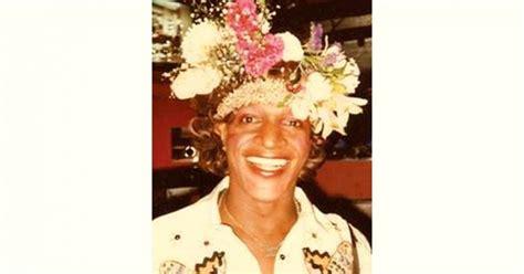 Marsha P. Johnson Age And Birthday BirthdayAge.com