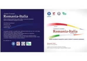 commercio romania di commercio italo romena