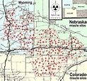 Nuclear missiles in Colorado