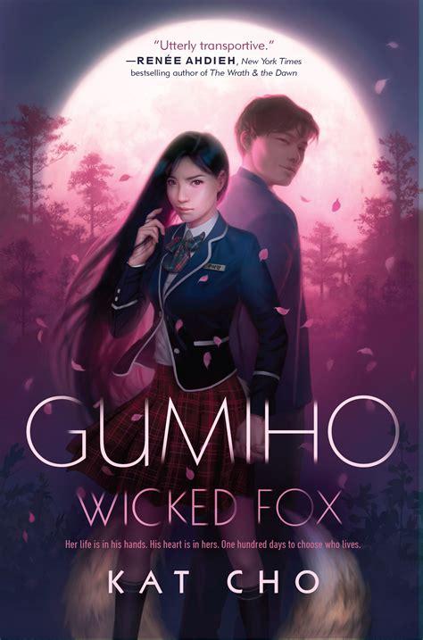 gumiho wicked fox  kat cho penguin books  zealand