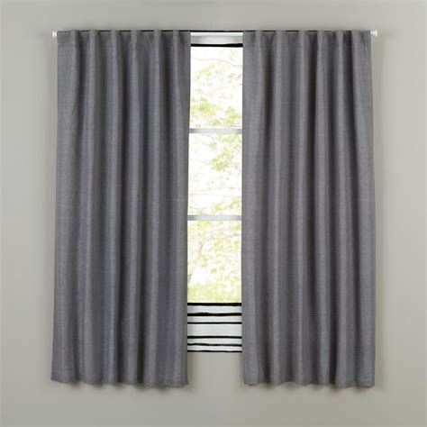 96 quot half dipped curtain pink the o jays grey and land