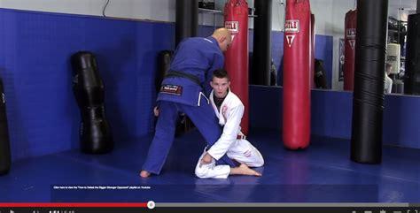 jiu jitsu takedown  bigger opponent