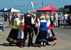 PSM Lifeboat Day : Manx Folk Dance Society