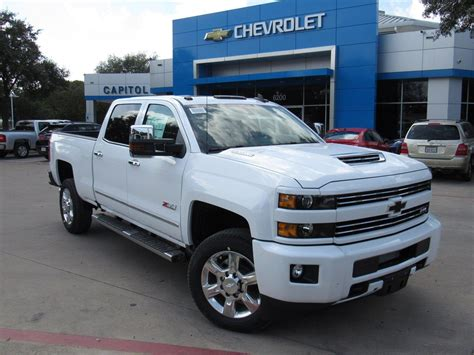 2018 Chevy 2500hd Duramax Interior, Exterior And Review