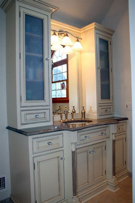 pictures painted kitchen cabinets crafted custom traditional painted bathroom vanity by 4221