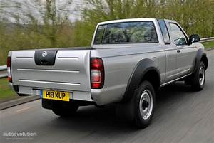 Nissan Np300 Pickup King Cab