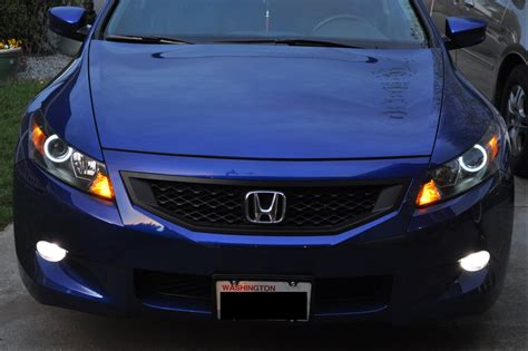 honda accord 2010 hid lights hid lights installed and fog light been