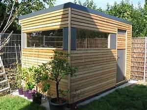 Gartenhaus Mit Glasfront : gartenhaus holz flachdach modern ~ Markanthonyermac.com Haus und Dekorationen