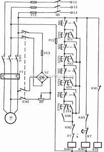 Multi-point Control Motor Brake Circuit