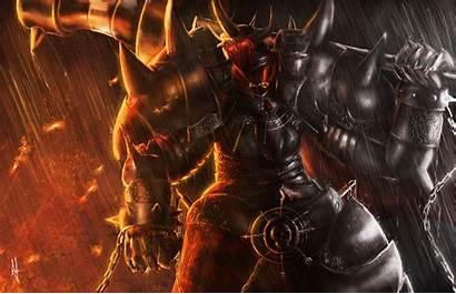 Mordekaiser Lol Legends League Fan Wallpapers Artwork