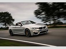 BMW M4 Convertible Launched in Individual Moonstone