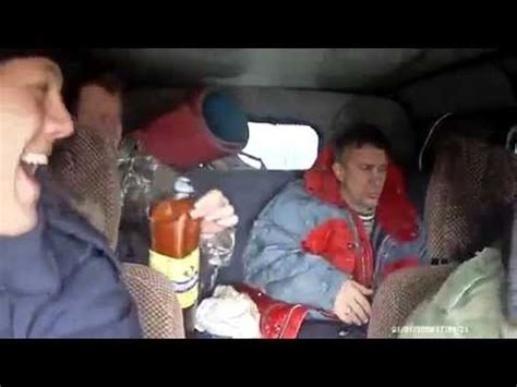 russian party   car youtube