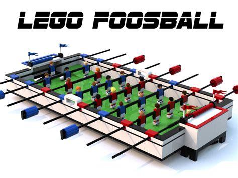 lego ideas product ideas lego foosball