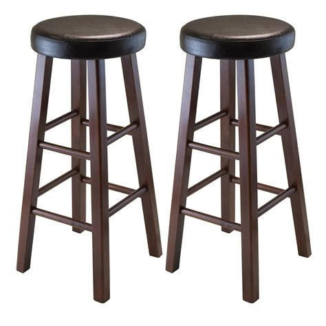 metal dining amazon com winsome wood marta assembled bar stool
