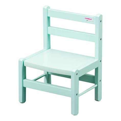 chaise enfant design chaise enfant laqu 233 vert amande combelle design enfant